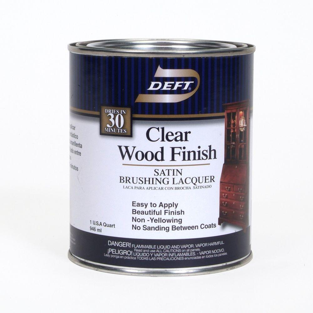 Deft Lacquer Sanding Sealer Spray