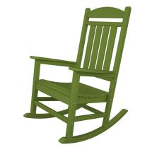 Hanover Black -weather Pineapple Cay Patio Porch Rocker
