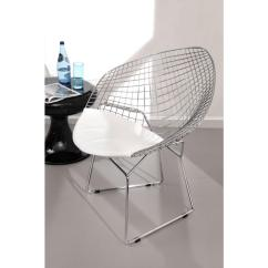 Steel Net Chair Garden Covers At Argos Zuo Chrome Metal Set Of 2 188021 The Home Depot