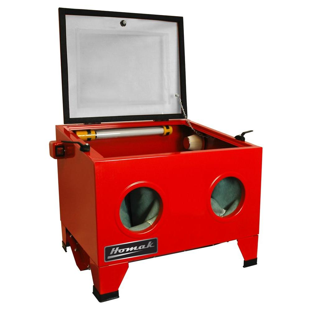 Homak Table Top Abrasive Blast CabinetRD00920250  The