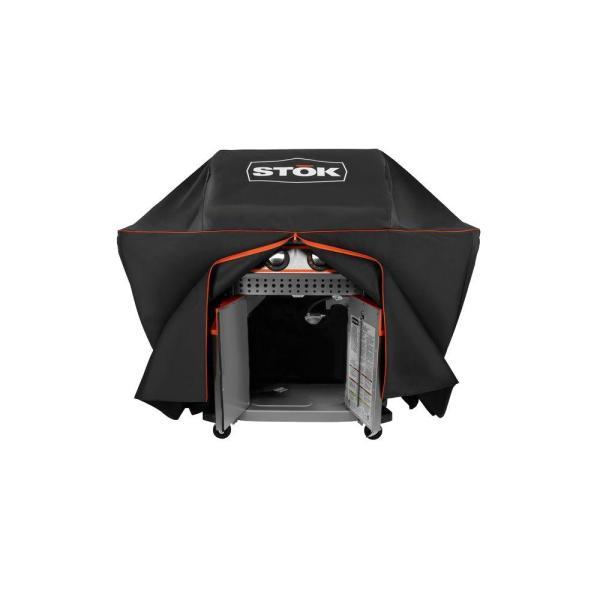 Stok Quattro Grill Cover-sga6002t - Home Depot