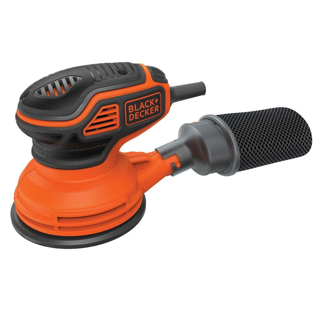 Black And Decker Cyclone Sander