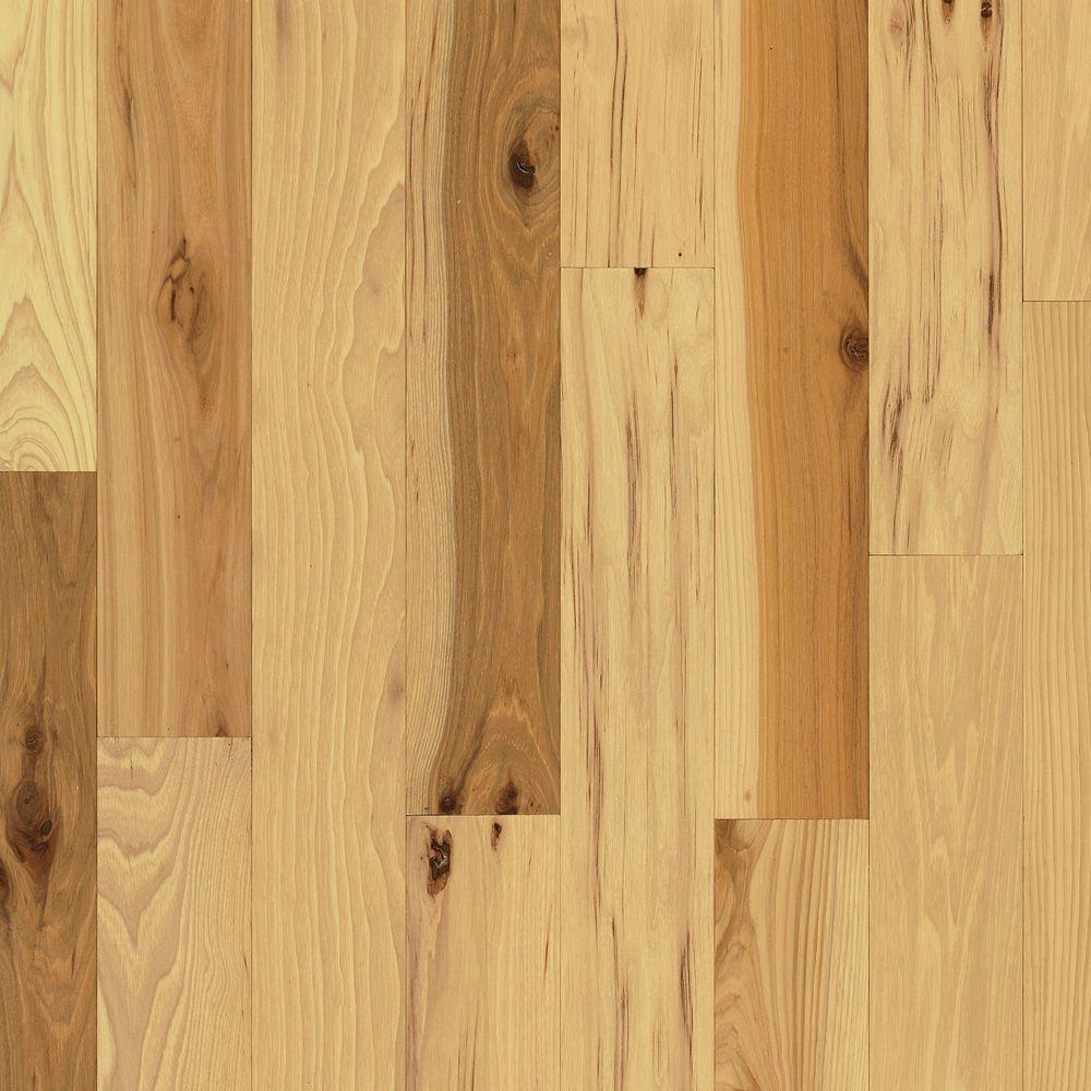 Bruce Country Natural Hickory 34 in Thick x 314 in