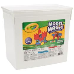 Crayola Model Magic 2 lb Primary Colors 574415 The Home Depot