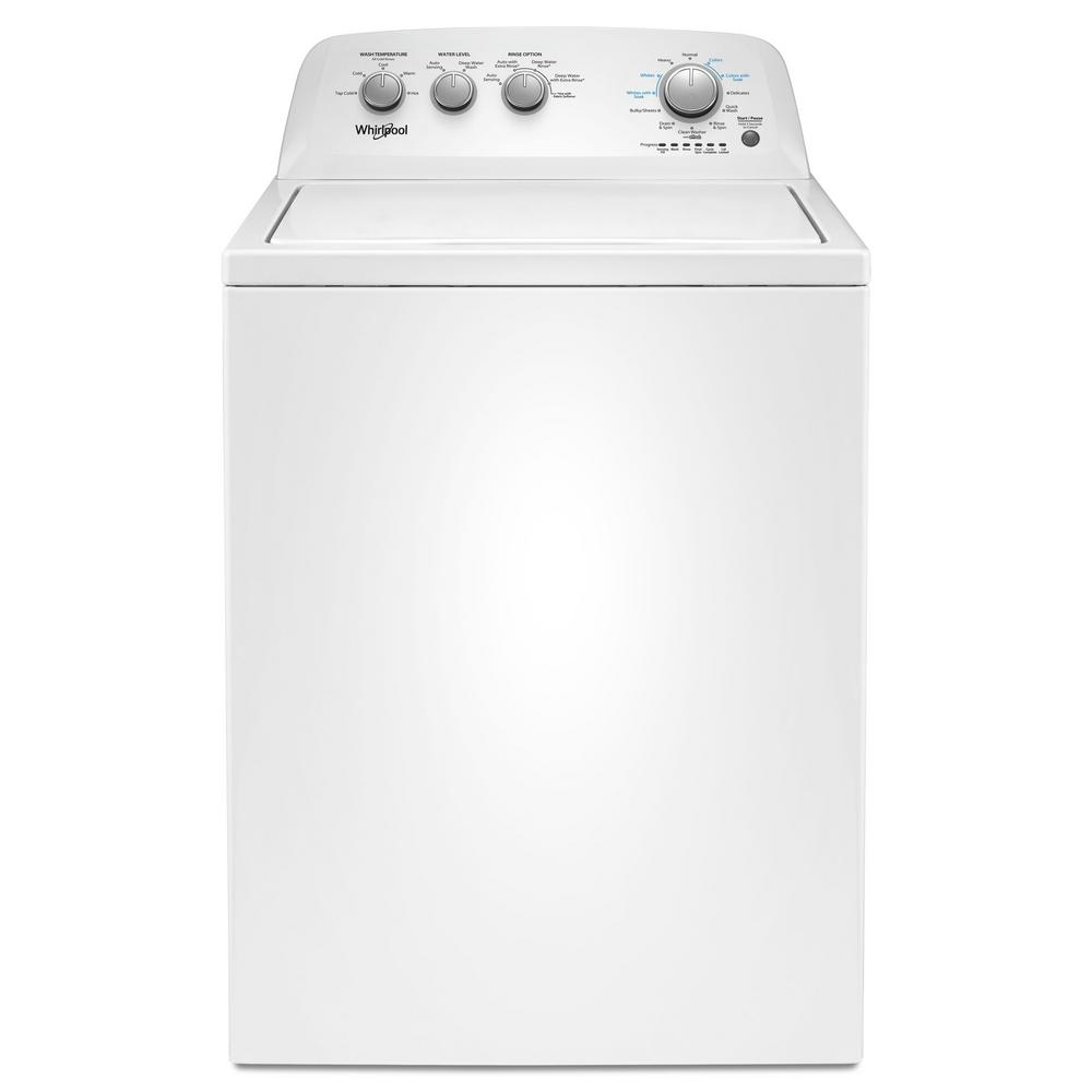 hight resolution of white top load washing machine with soaking cycles