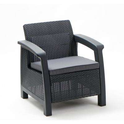 resin lounge chair comfy chairs for living room plastic patio furniture the home depot bahamas gary all weather wicker