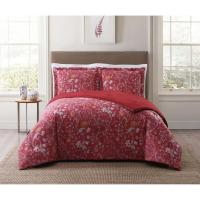 Style 212 Bedford Red Twin XL Comforter Set-CS1900RDTX ...