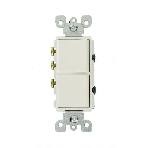 small resolution of leviton decora 15 amp 3 way ac combination switch white r52 05641 way leviton diagram wiring switch combination single 3 circuit