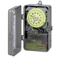Intermatic Sprinkler Timer Wiring Diagram Pump Pressure Switch R8800 Series 3 Hp 220 Volt Indoor Outdoor Irrigation T8800 1 2