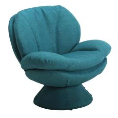 Accent Chairs Under 150 Arts And Crafts Mac Motion Comfort Chair Rio Turquoise Blue Fabric Leisure