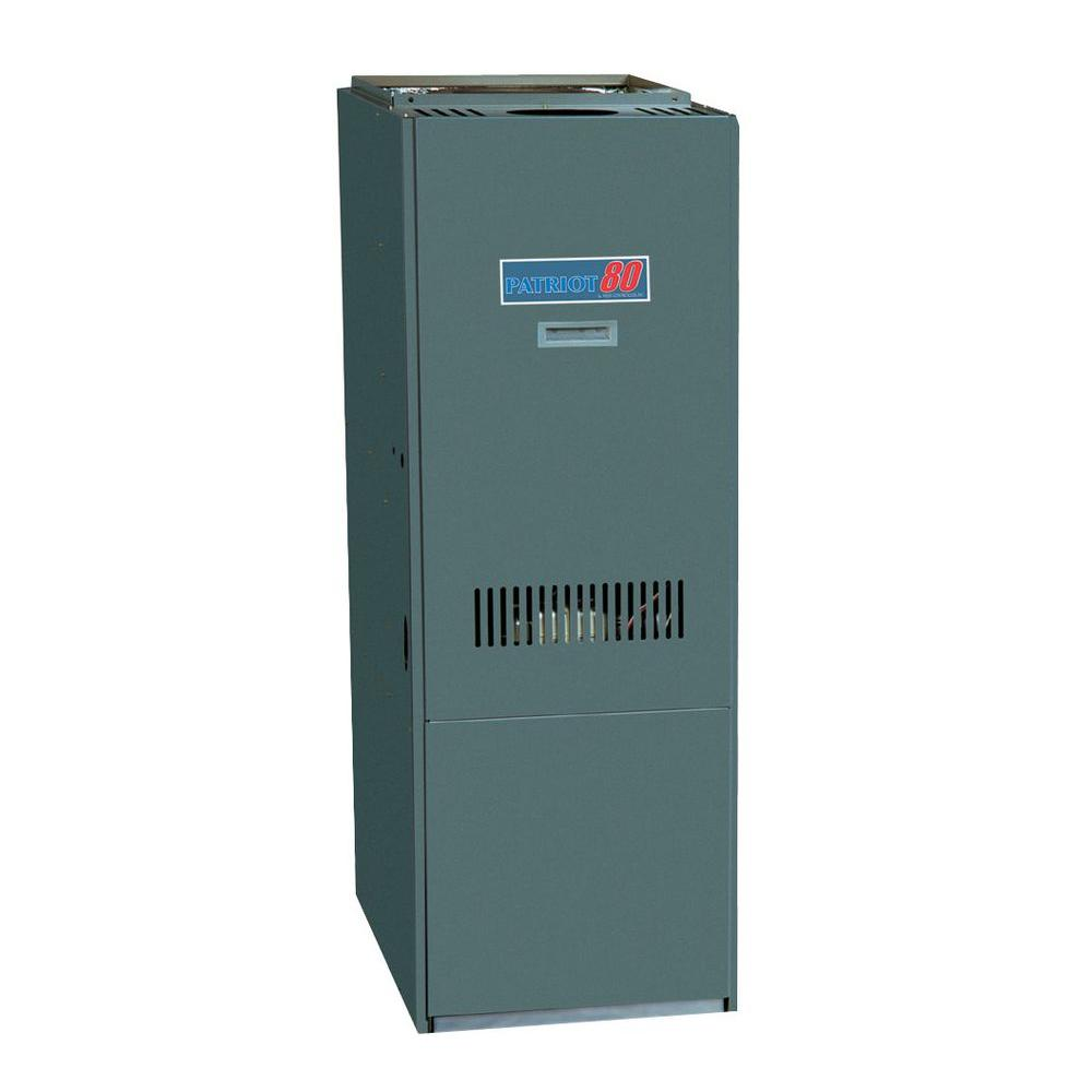 Century Patriot 80 154,000 Input BTU Oil Highboy Hot Air