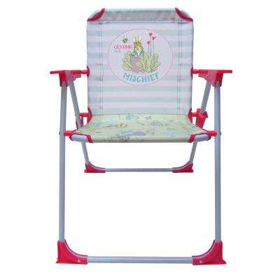 lawn chairs home depot grey slipper chair multi colored patio the beatrix potter folding plastic and aluminum outdoor