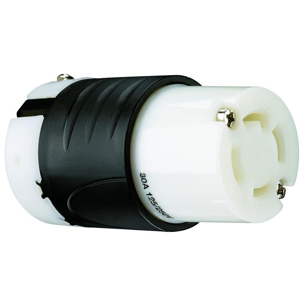 hight resolution of 30 amp 125 250 volt locking connector