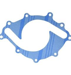 engine water pump backing plate gasket [ 1000 x 1000 Pixel ]