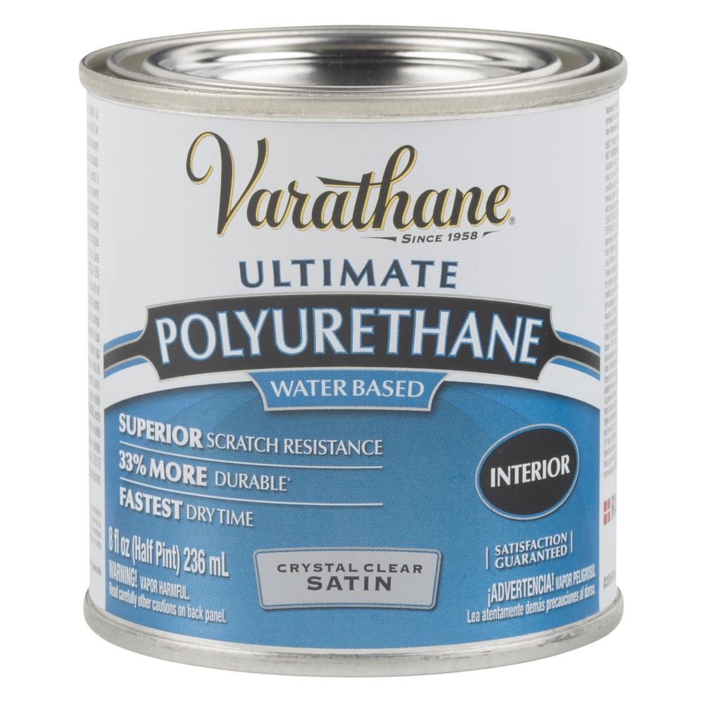 How To Clean A Paint Brush With Polyurethane On It