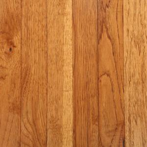 Bruce Hickory Autumn Wheat 34 in Thick x 214 in Wide