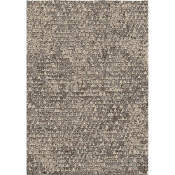 Orian Rugs Timberlane Grey 5 Ft. 3 In. X 7 6 Area