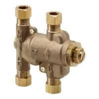 Thermostatic Mixing Valve Faucet - Leaking Outdoor Faucet