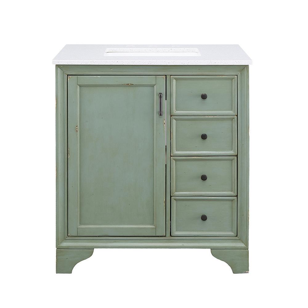 home decorators collection hazelton 31 in w x 22 in d vanity in antique
