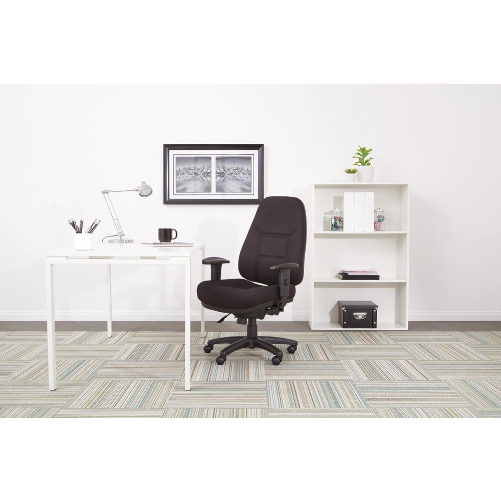ergonomic chair home hanging under loft bed work smart high back multi function 2907 231 the
