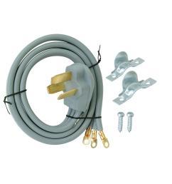 ez flo 5 ft 6 3 3 wire range cord [ 1000 x 1000 Pixel ]