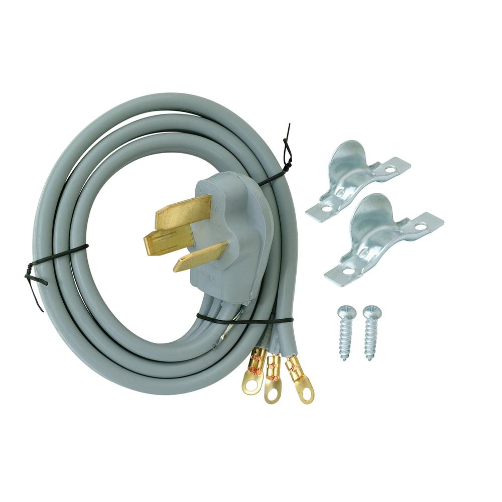 hight resolution of ez flo 5 ft 6 3 3 wire range cord