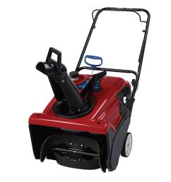toro power clear 721 e 21 in single stage gas snow blower [ 1000 x 1000 Pixel ]