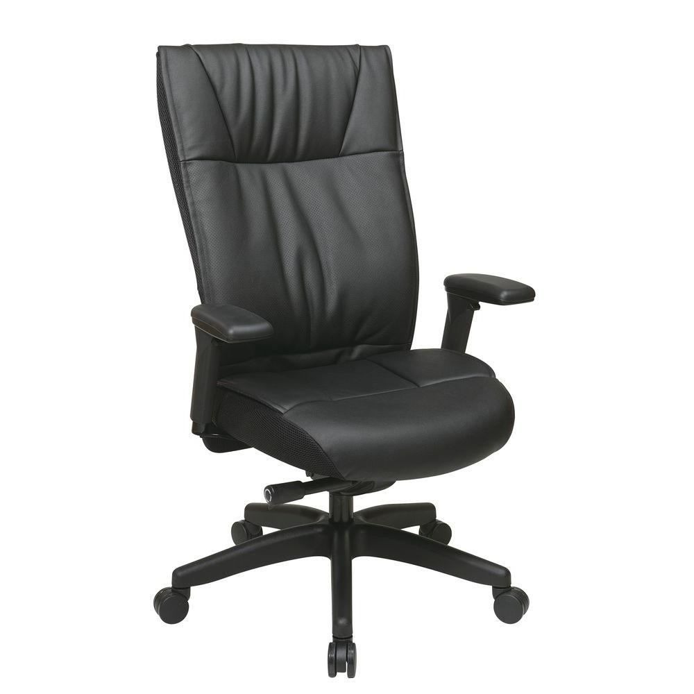 Executive Leather Chair Black Leather Executive Office Chair