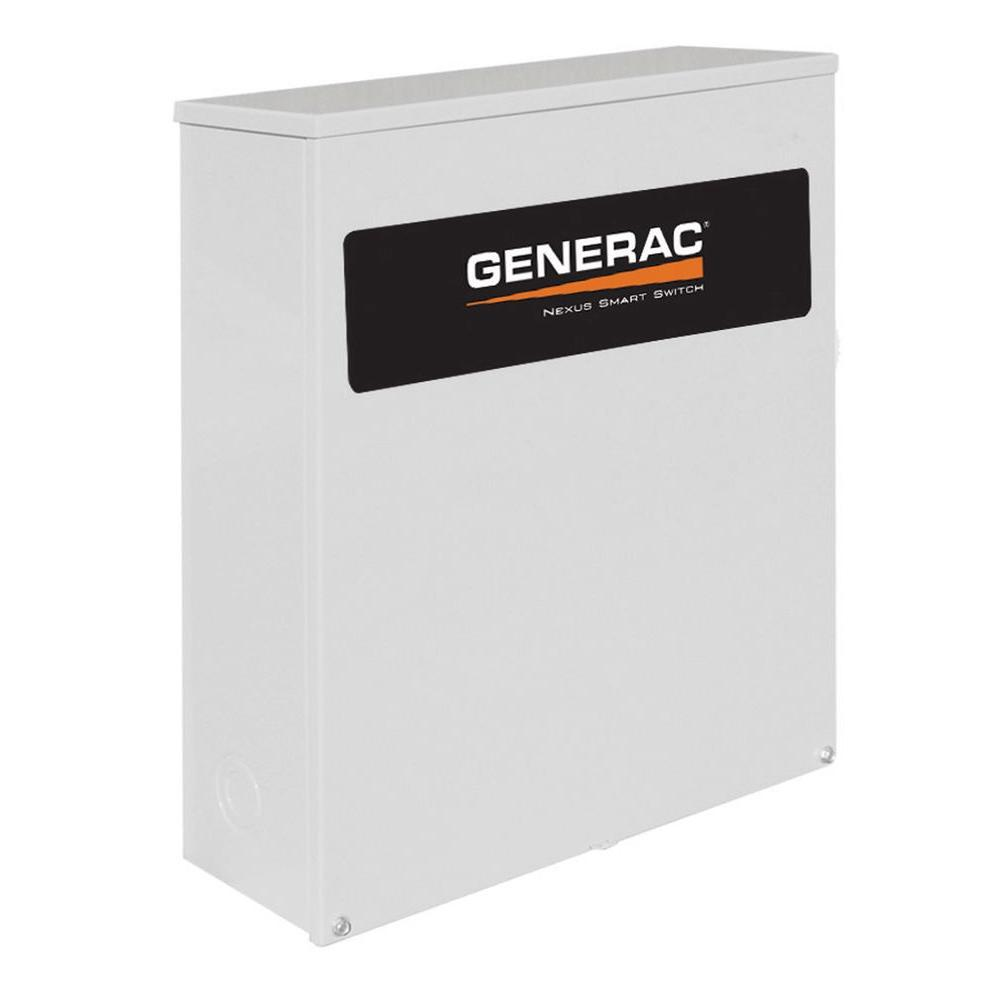 hight resolution of  generac transfer switches rtsn400j3 64 1000 transfer switches generator accessories the home depot at cita asia