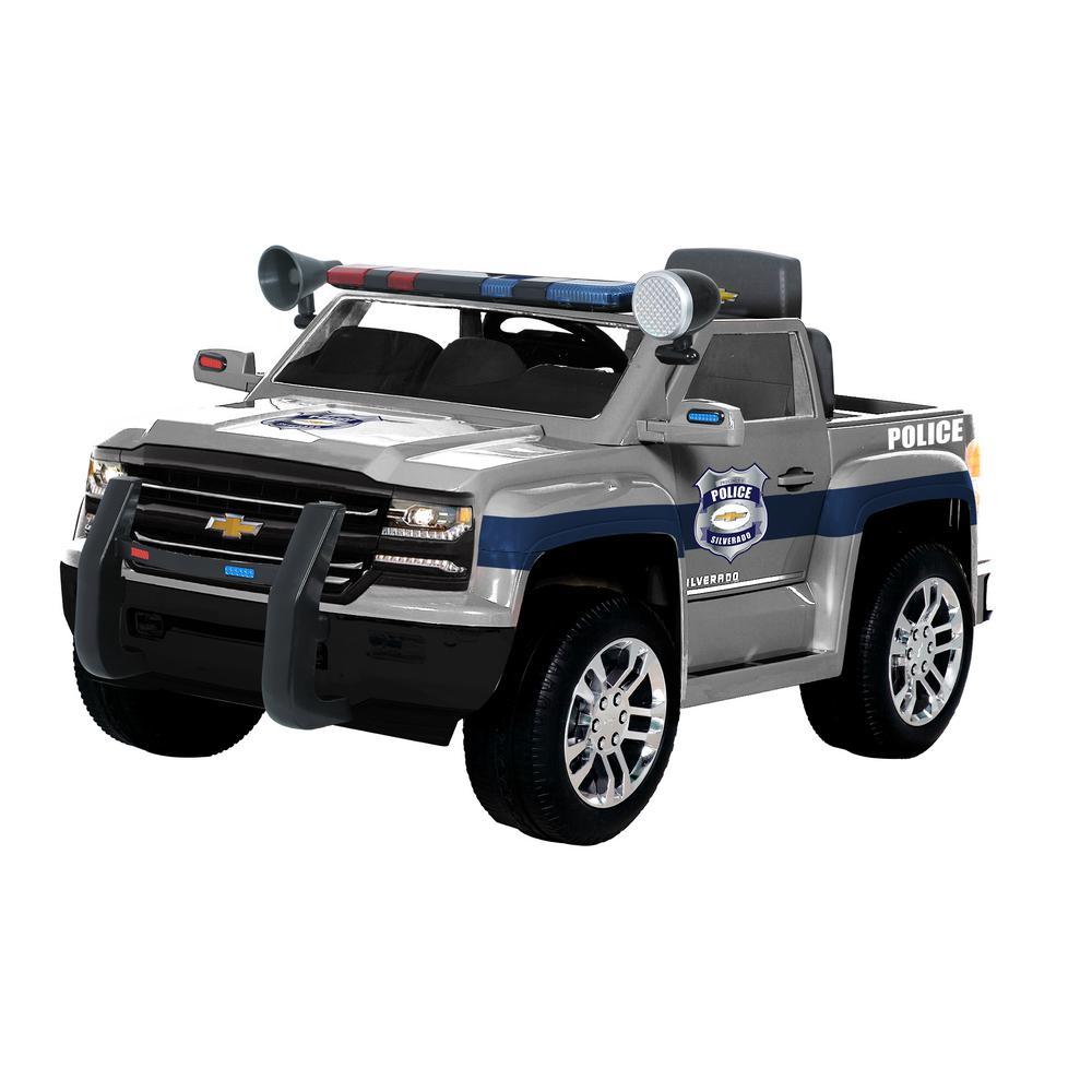 hight resolution of 6 volt chevy silverado police