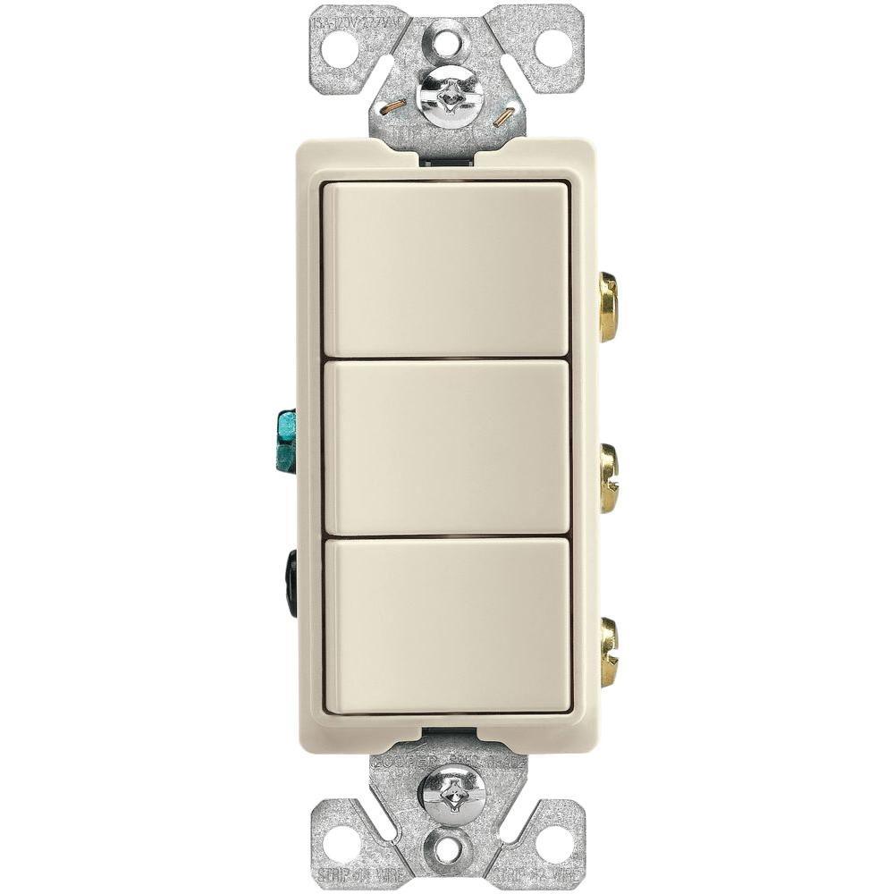 medium resolution of 15 amp 3 way 120 volt decorator heavy duty grade 3 single pole