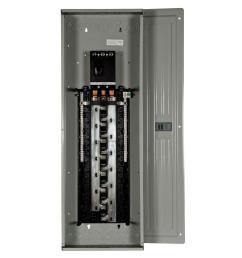siemens es series 200 amp 42 space 60 circuit main breaker indoor 3  [ 1000 x 1000 Pixel ]