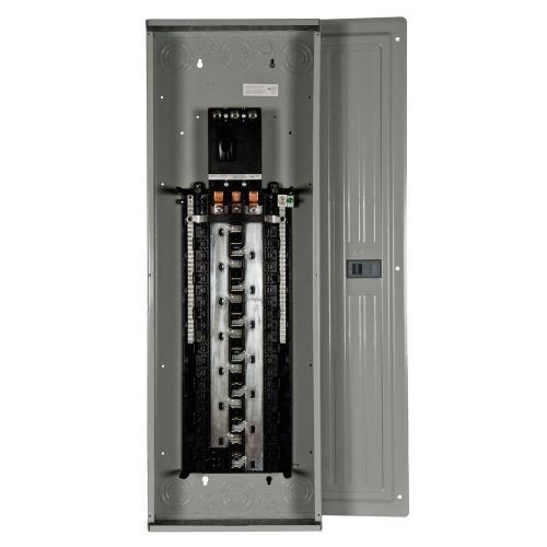 small resolution of siemens es series 200 amp 42 space 60 circuit main breaker indoor 3