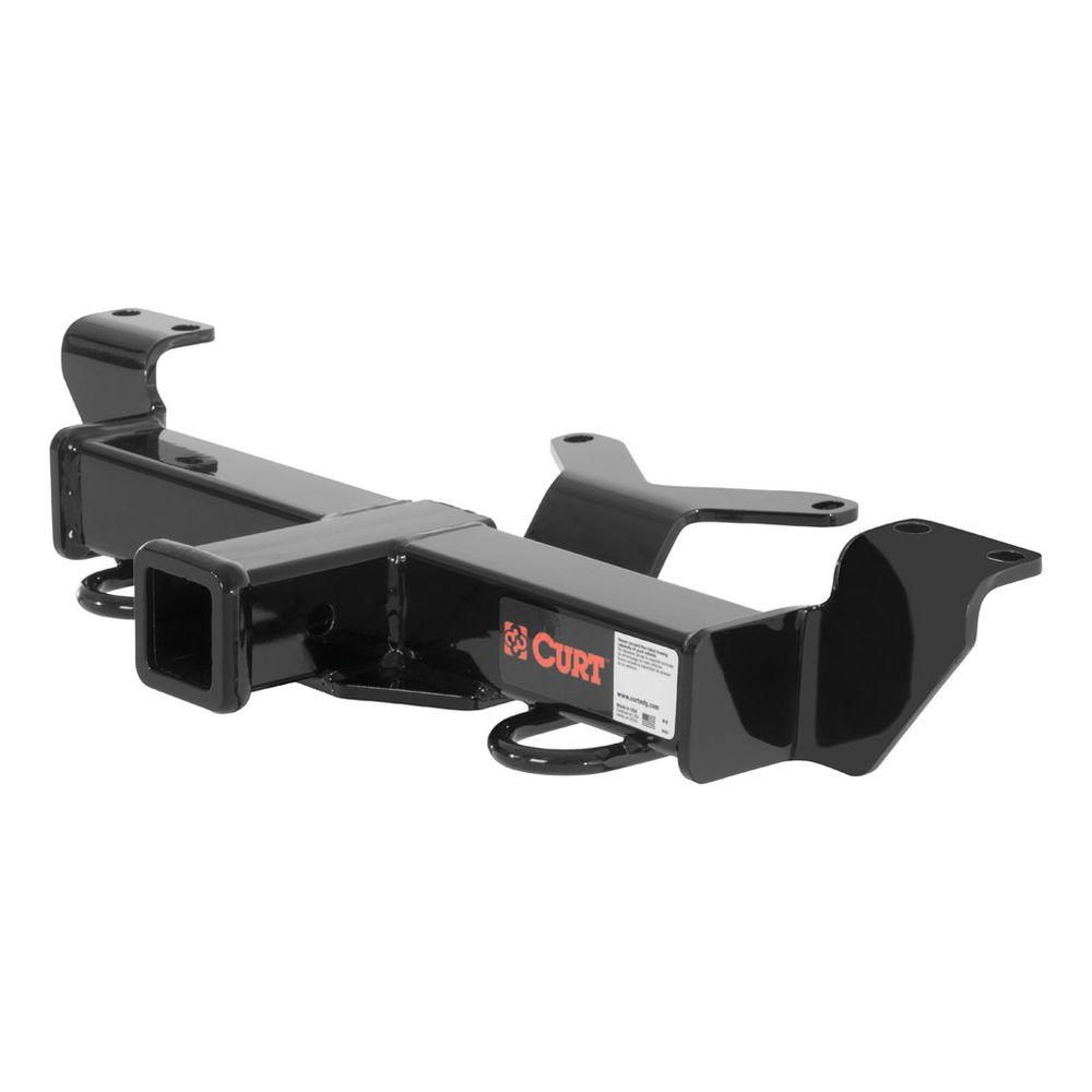 hight resolution of curt front mount trailer hitch for fits honda pilot honda ridgeline