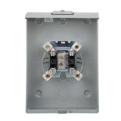 Milbank Meter Socket Wiring Diagram Trane Xr13 Air Conditioner Electric Breaker Box ~ Odicis