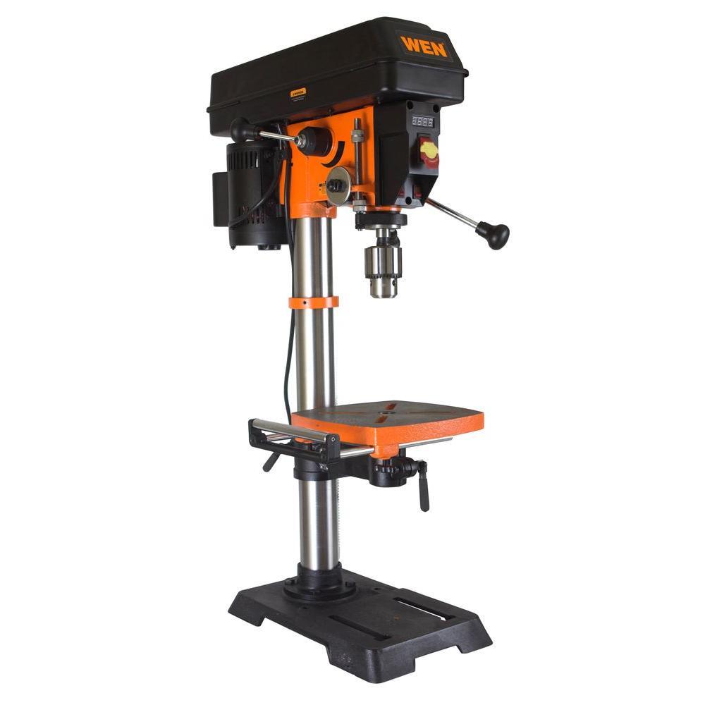 Home Depot Drill Press Rental