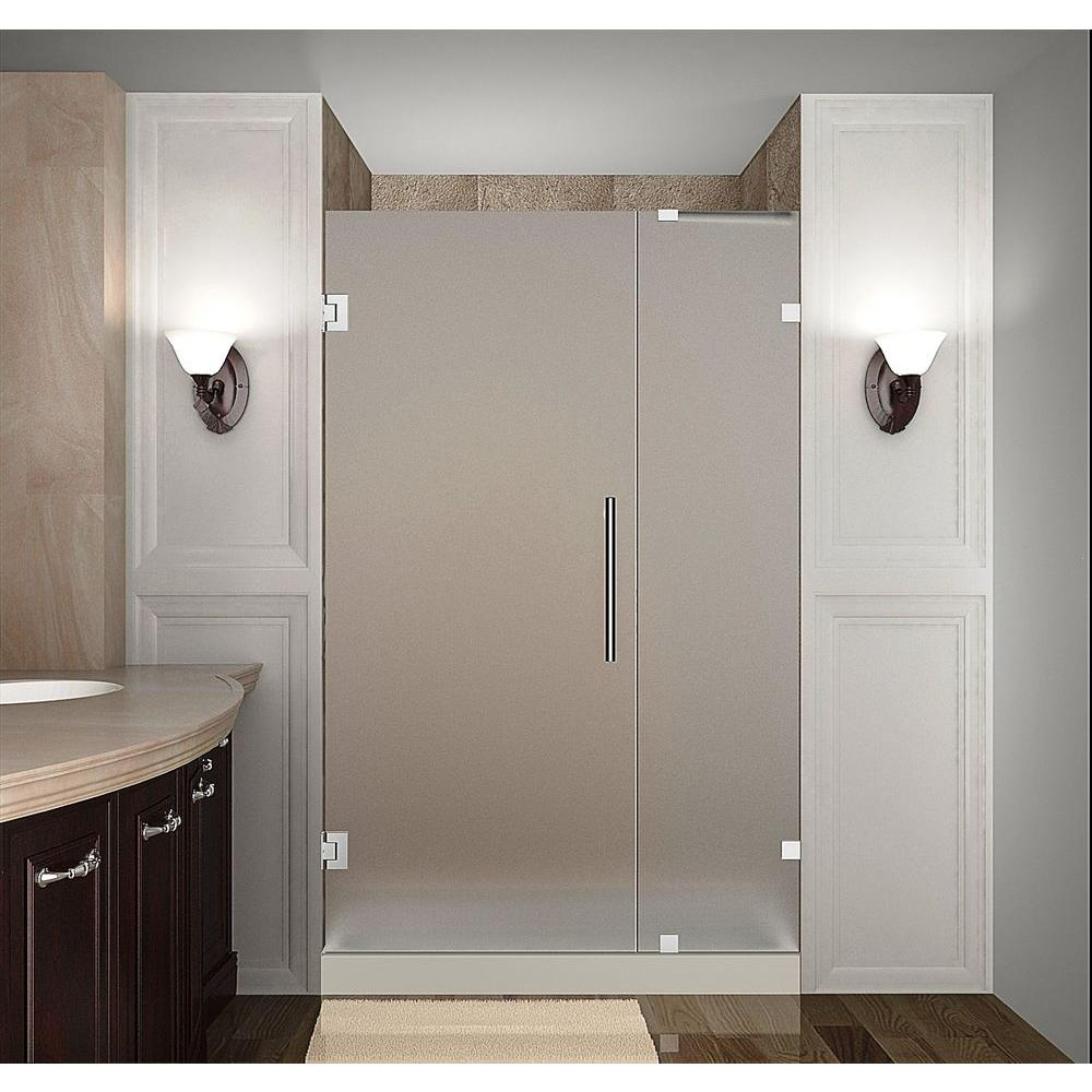 Fixed  Shower Doors  Showers  The Home Depot