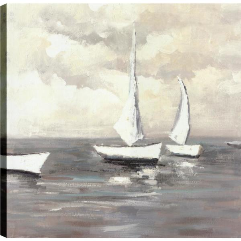 sea boating ii landscape