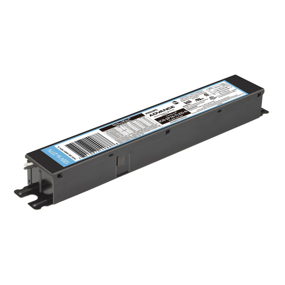hight resolution of philips advance 2 lamp t8 slimline 59w f96t8 120 volt to 277 volt electronic ballast
