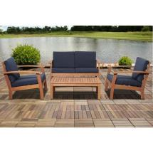 Deep Seating Patio Set