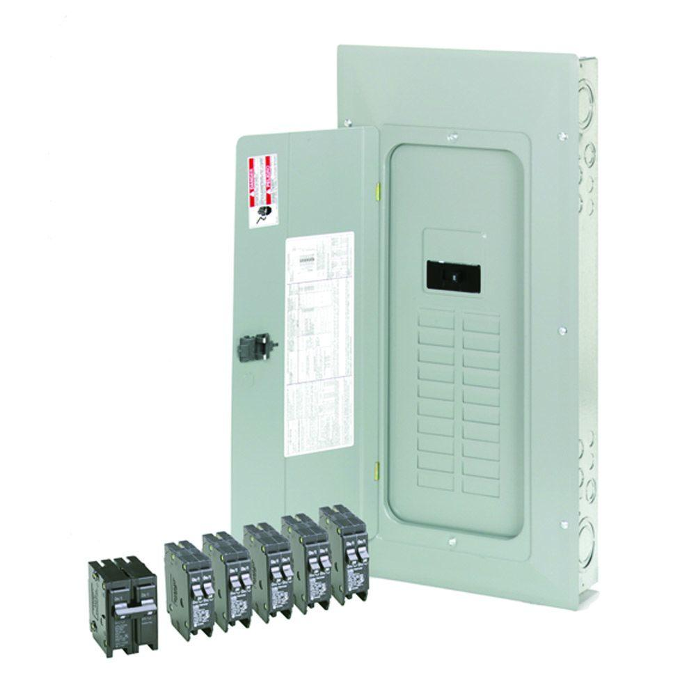 medium resolution of eaton br 200 amp 20 space 40 circuit indoor main breaker loadcenter with cover value pack