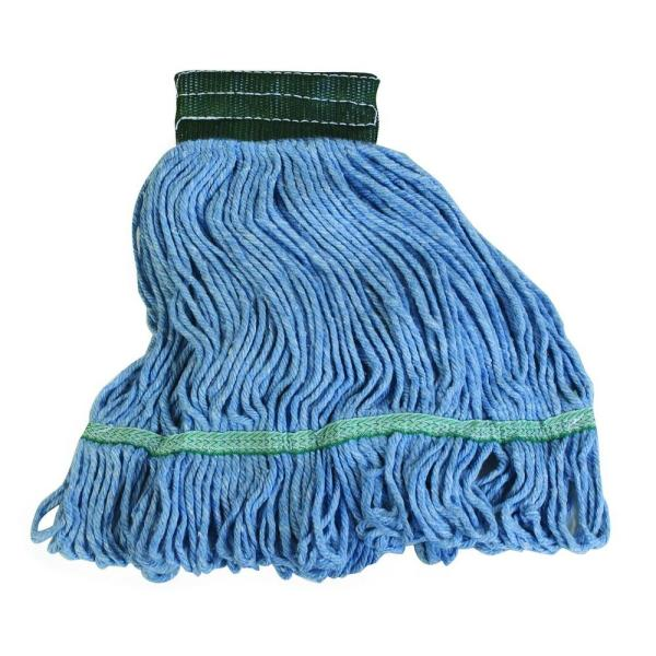Quickie Jobsite #32 Heavy-duty Wet String Mop-38391js8