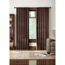 Home Decorators Collection Blackout Brown Monaco Thermal