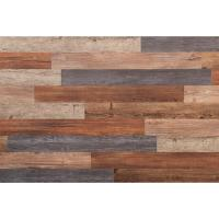 E-Z Wall Assorted 4 in. x 3 ft. Peel and Press Vinyl Plank ...