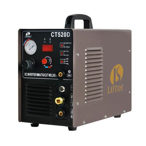 small resolution of lotos 50 amp plasma cutter 200 amp tig stick welder 3 in