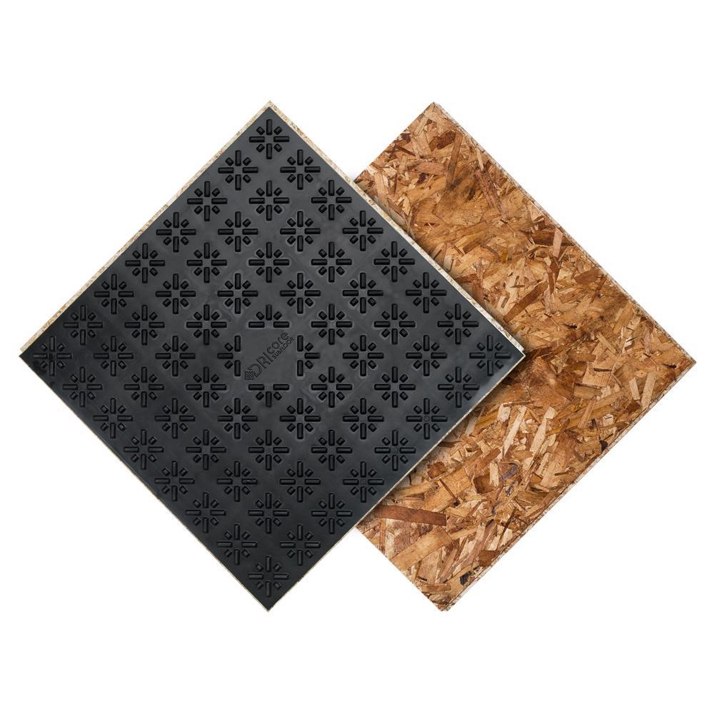 Dricore Subfloor R Insulated Subfloor