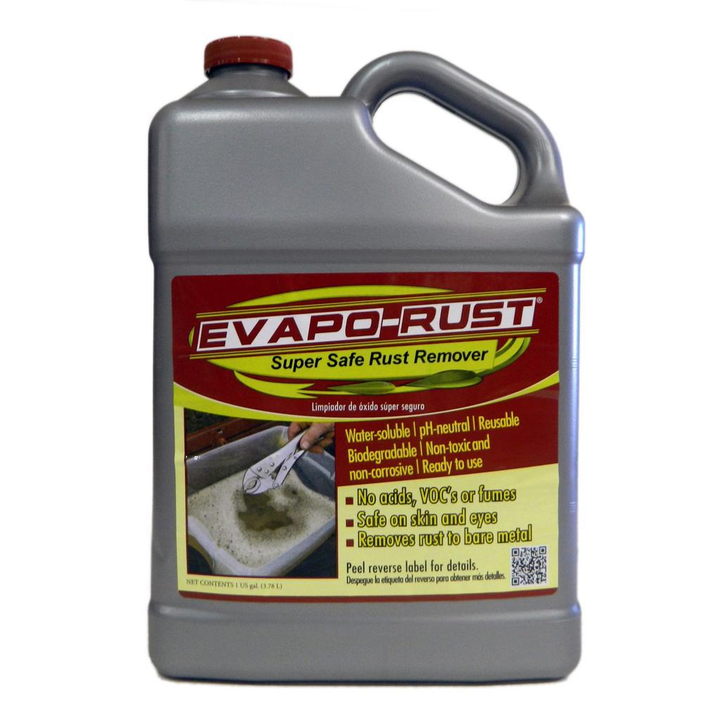 Rustoleum Rust Dissolver Gas Tank