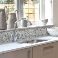 Smart Tiles - Tile Backsplashes - Tile - The Home Depot