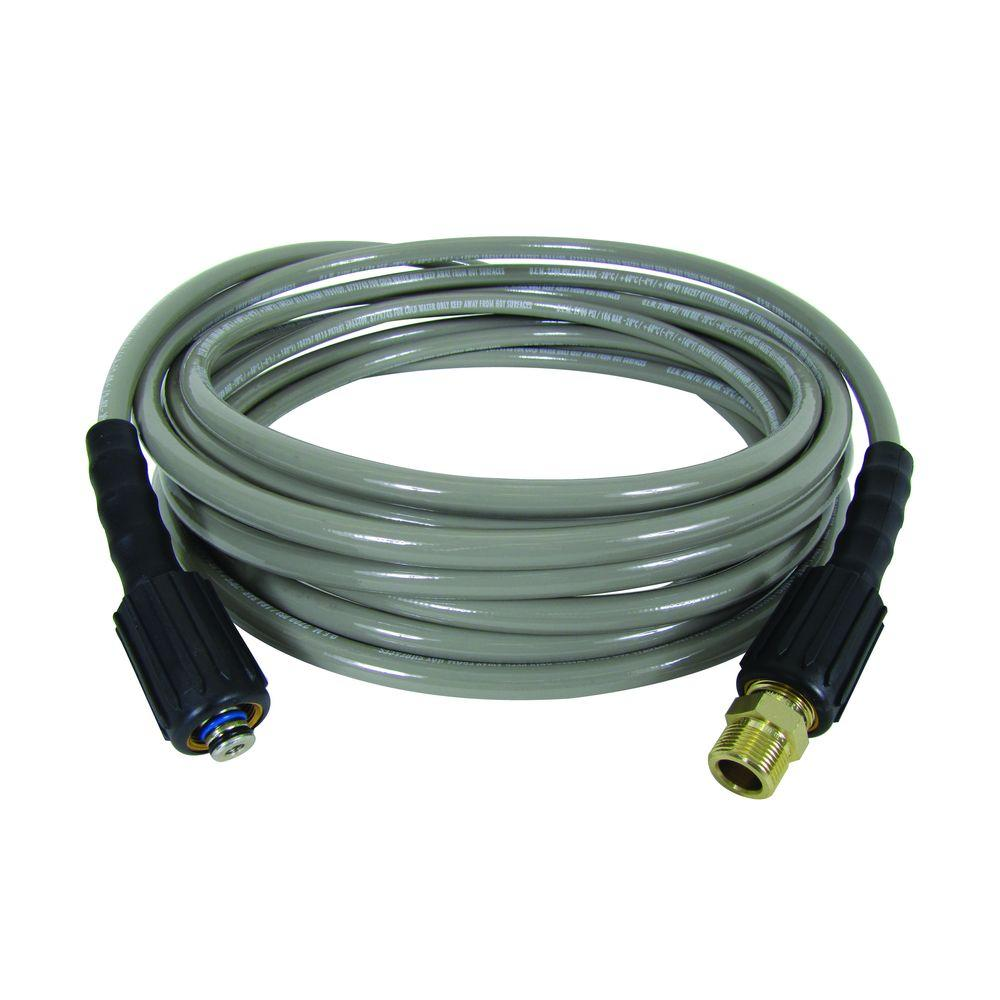 medium resolution of 3 600 psi 9 32 in x 30 ft replacement extension hose with