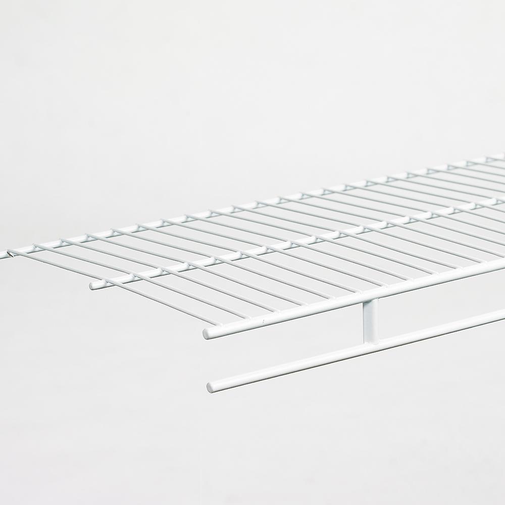 CLOSETMAID Wardrobe 12 in. x 48 in. x 1.5 in. White